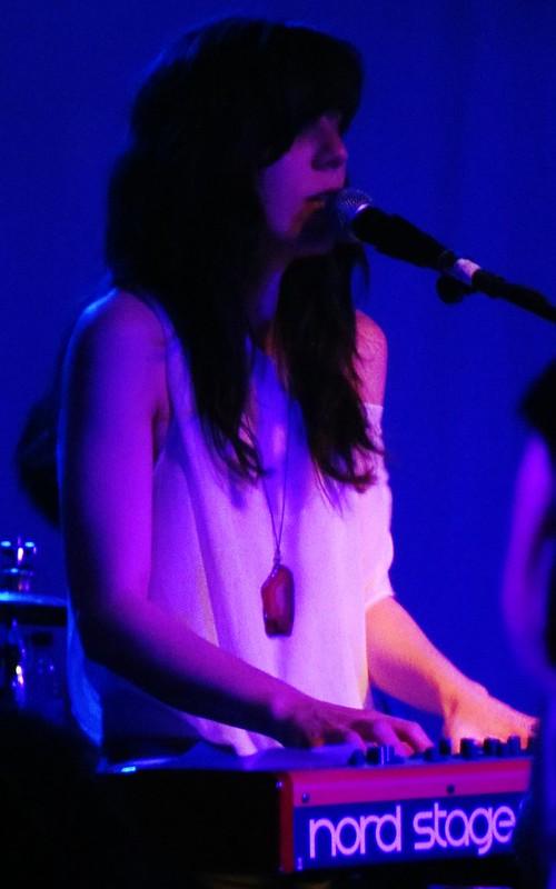 Julia Holter @ XOYO, London - 6 June 2012