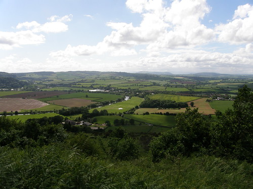 The Wye from Coppet Hill