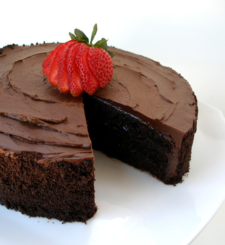 Brooklyn Blackout Cake-Innards
