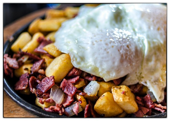 O'Shaughnessy's Corned Beef Hash