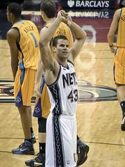 Kris Humphries, New Jersey Nets