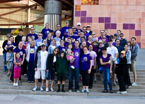Team March for Maddie 2012