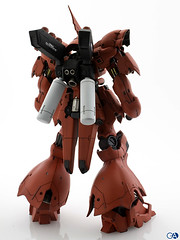 GOGO Studio Reckless 1-144 Version Sazabi Prototpe Pictures (27)