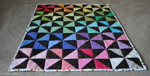 Cora's quilt
