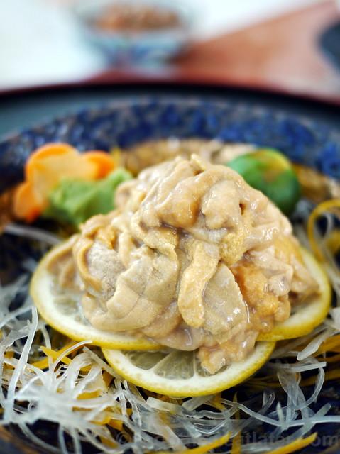 Yurakuen Japanese Restaurant- uni