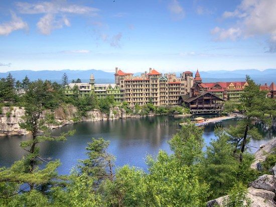 The Hudson Valley's Very Own Hotel and Castle: Mohonk Mountain House - Sweet and Savoring [photo by Andy Milford]