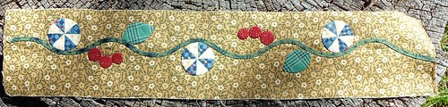 Roy Quilt Guild Round Robin border... by ruthiequilts