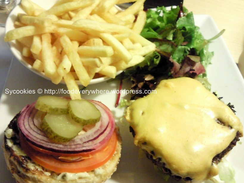 2.cheeseburger. sald n french fries (6)