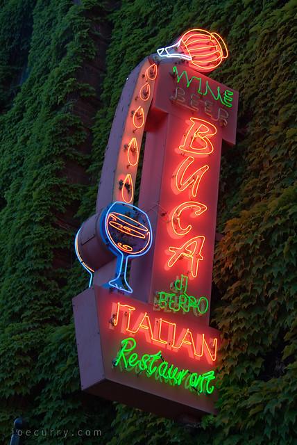 Buca's Family Italian Restaurant