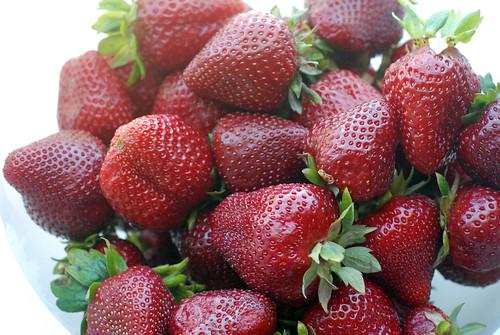 Seascape & Chandler strawberries