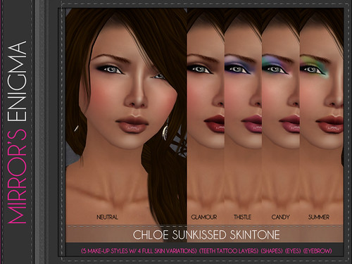Chloe Sunkissed Skintone