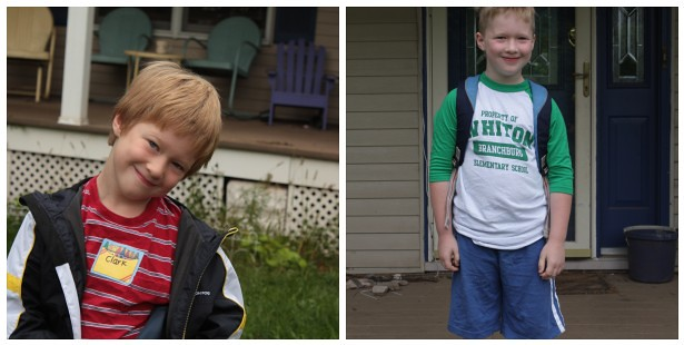 Clark's 1st Day/Last Day