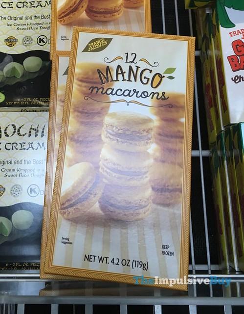 Trader Jacques' Mango Macarons