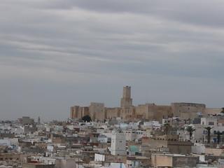 Die Kasbah in Sousse