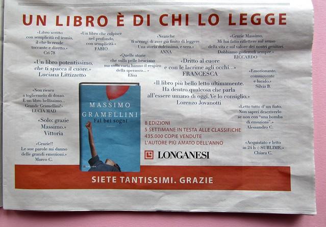 La Stampa, 31.3.2012, p. 11 (part.), 1