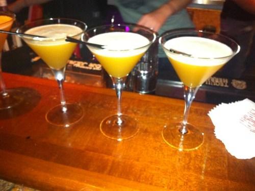 The Rumblebee cocktail at Hula Bula Bar