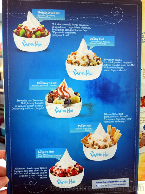 White Hat Italian Yogurt menu-002
