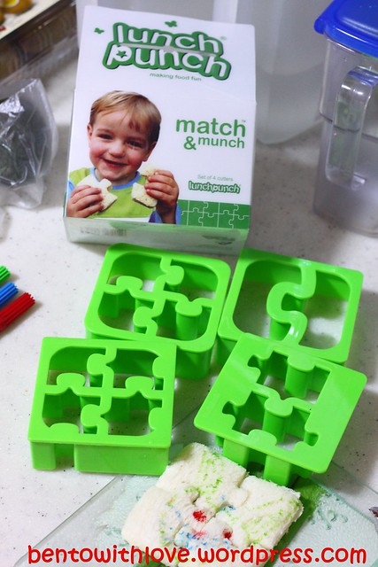 Lunch Punch Match and Munch