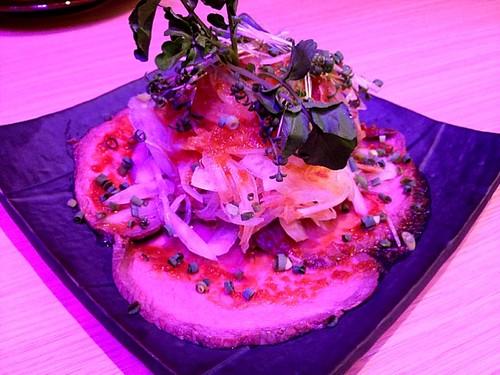 ローストビーフたっぷり香味野菜@4 Seasons LDK