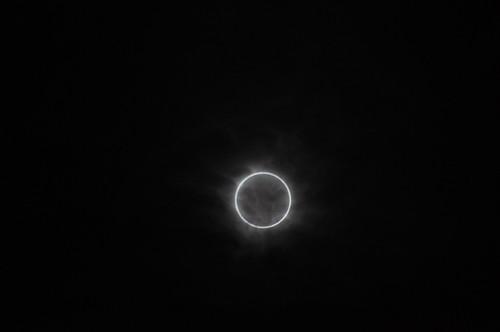 Annular Eclipse at Tokyo