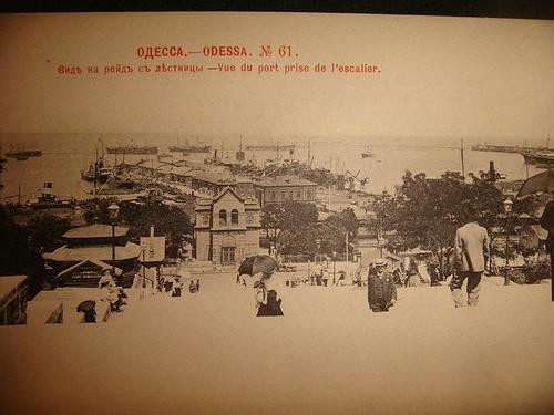 Port of Odessa c. 1900