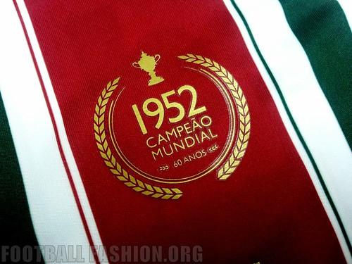 Fluminense FC adidas 2012 Home and Away Football Kits/ Soccer Jerseys / Camisas