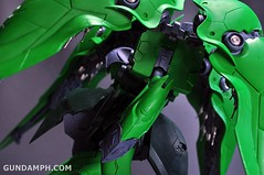 1-100 Kshatriya Neograde Version Colored Cast Resin Kit Straight Build Review (114)