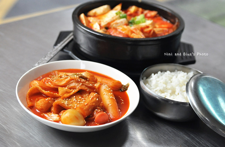 台中霧峰韓式料理美食瑪希噠韓式小吃平價07
