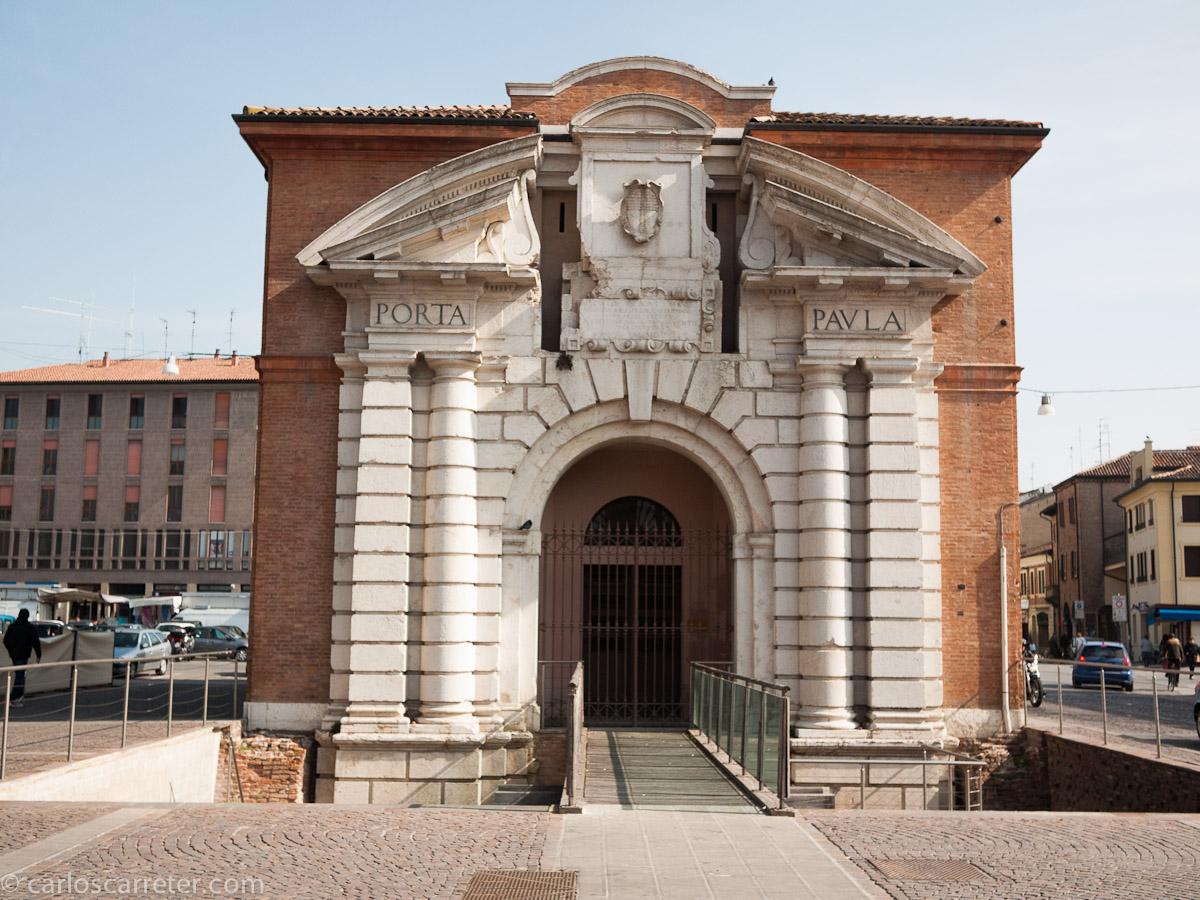 Porta Paula