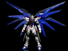 Metal Build Freedom Review 2012 Gundam PH (93)