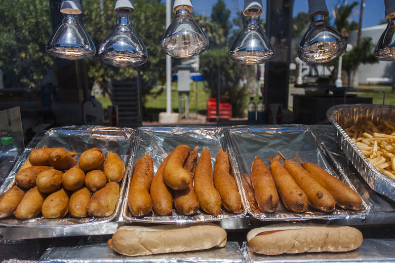 county fair jackie alpers corndog stand