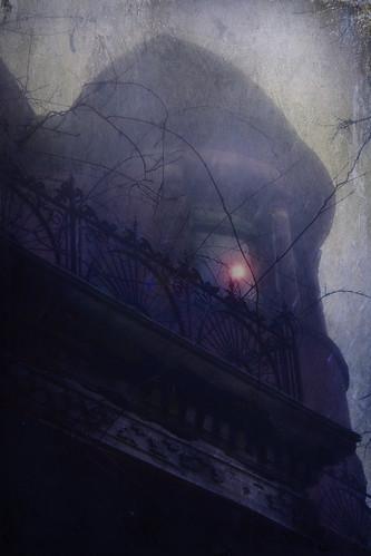 The Light in the Window by jumpinjimmyjava