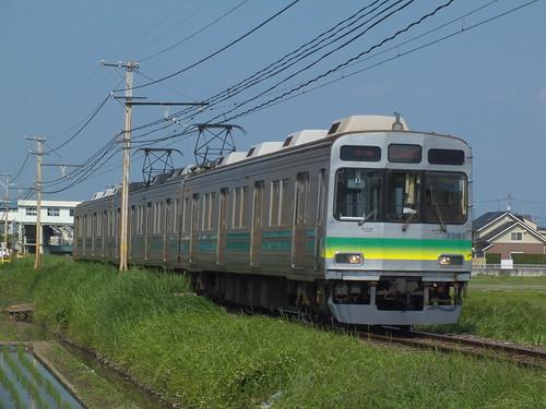 7501F @西羽生〜新郷