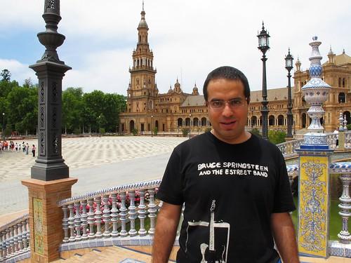 Nachonen la Plaza devEspaña