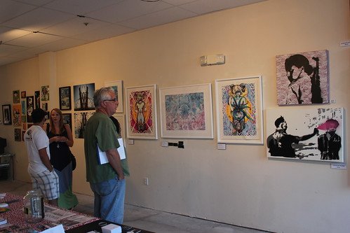 Canoga Art Walk May 2012