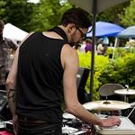 Ceremony DJs @ Ravenswing 2012