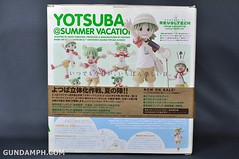 Revoltech Yotsuba DX Summer Vacation Set Unboxing Review Pictures GundamPH (2)