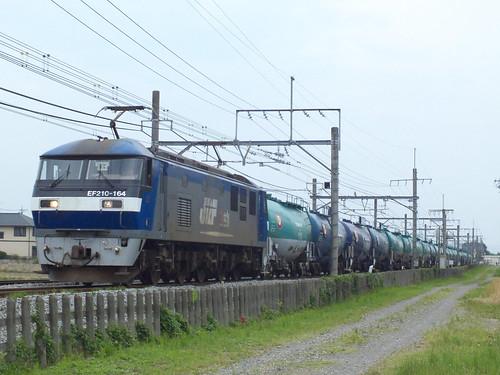 EF210-164 @行田〜熊谷