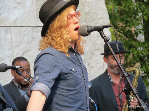 Allen Stone @ The Getty Center [06/16/12]