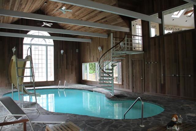 Indoor pool @ Mobilewood 2