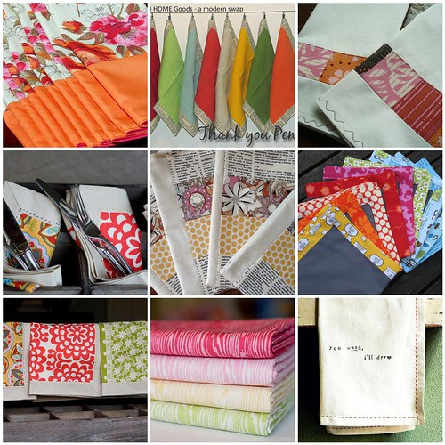 Table Top Swap Inspiration!