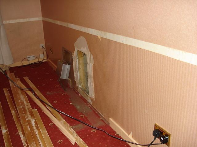 Living room 002 - No more dado rail