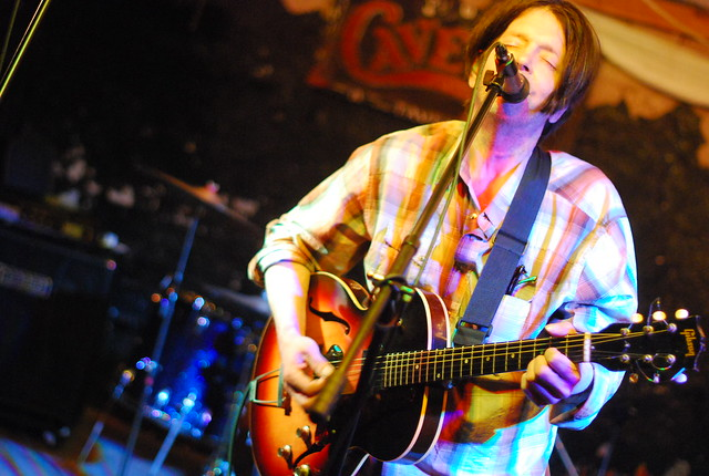 grant hart @ the cave