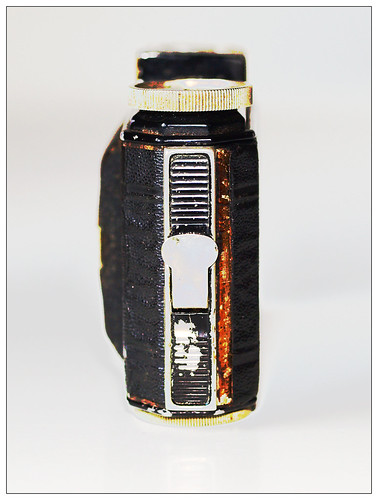 Kodak Retina type 117 - folded side
