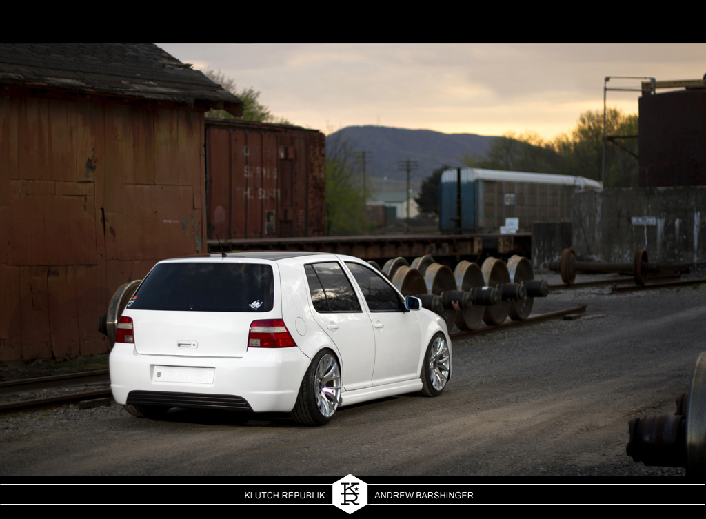 Candy O The Cars Wallpaper Vwvortex Com Fs Ft 00 Golf Shaved Stanced Euro 111 S
