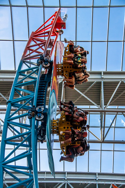 Mall of America - Nickelodeon Universe
