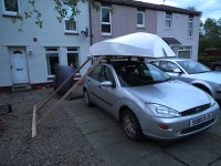 Dinghy Roof Rack Self-Loader | Flickr - Photo Sharing!