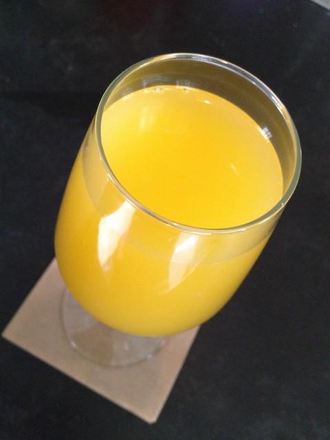 Bottomless mimosa Jones