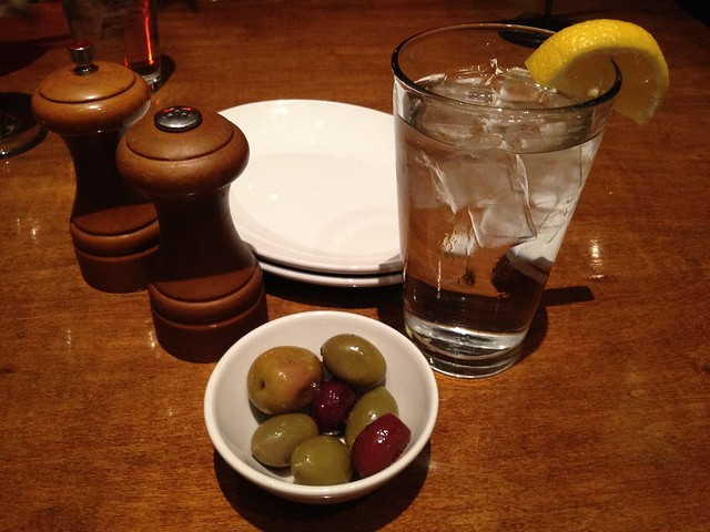 Marinted olives - Firewood Cafe