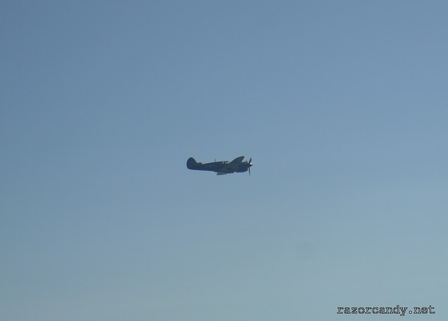 Spitfire 2 - Southend Air Show - Sunday, 27th May, 2012 (2)